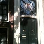 Ingang Maltezer huis, Nieuwe gracht 14 te Utrecht